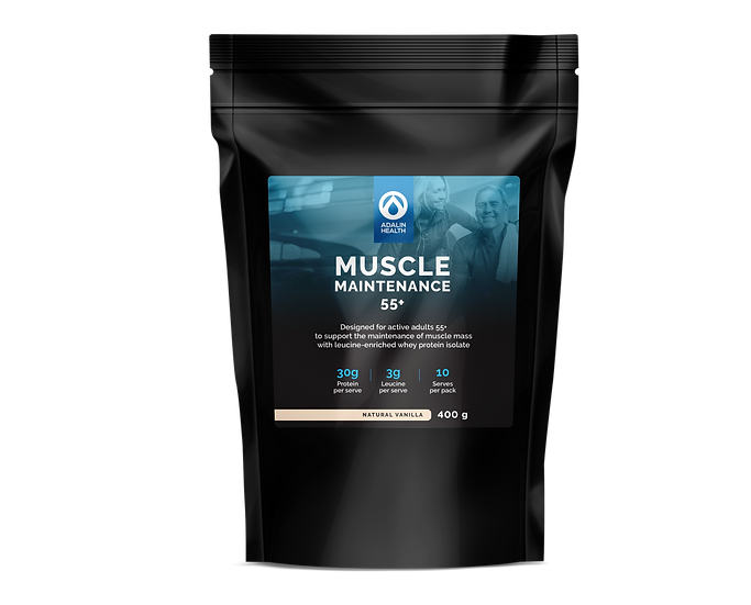 Muscle Maintenance 55+ 400g