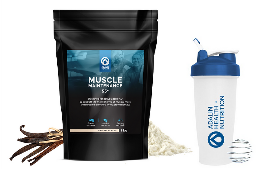 Starter pack with FREE shaker