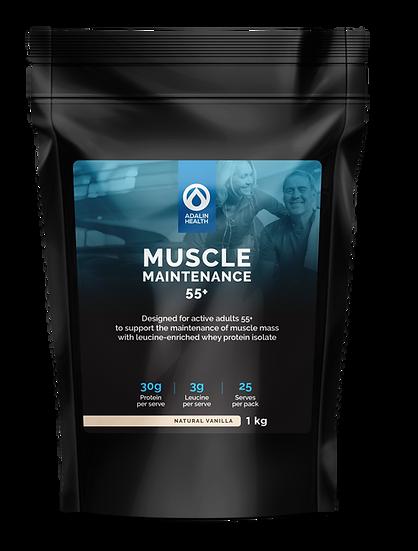Muscle Maintenance 55+ 1kg