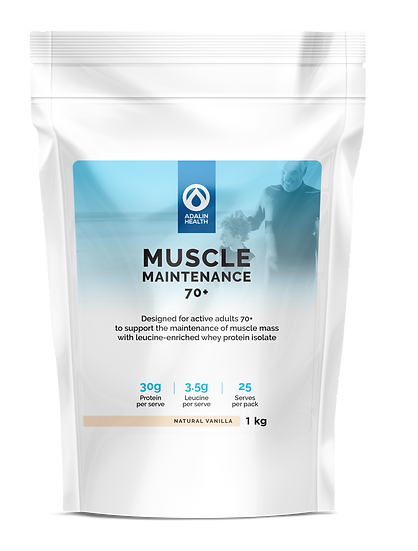 Muscle Maintenance 70+ 1kg