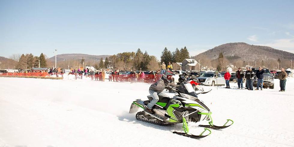 2020 Winter Drag Races