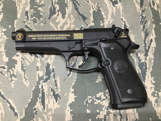 Beretta 92FS Operation Enduring Freedom Air Force Edition