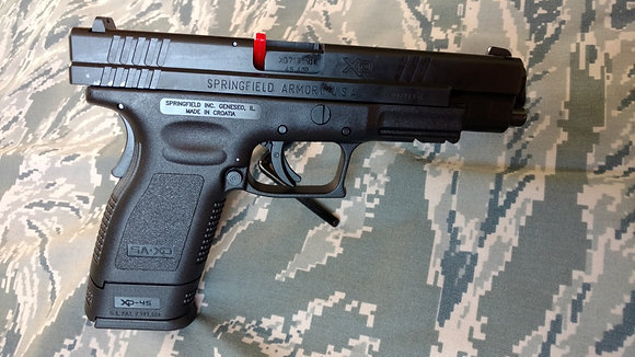 Springfield Armory XD Tactical Compact