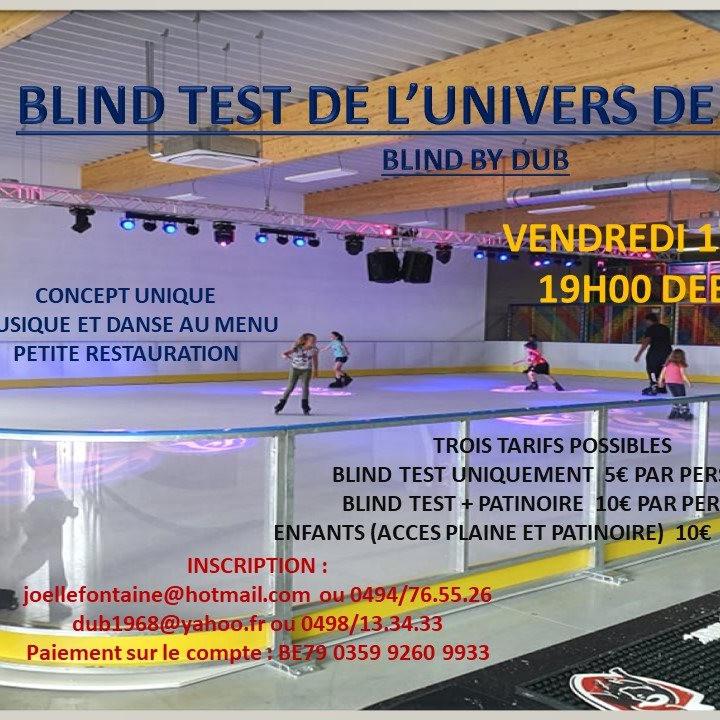 Blind test de L'Univers de Marine