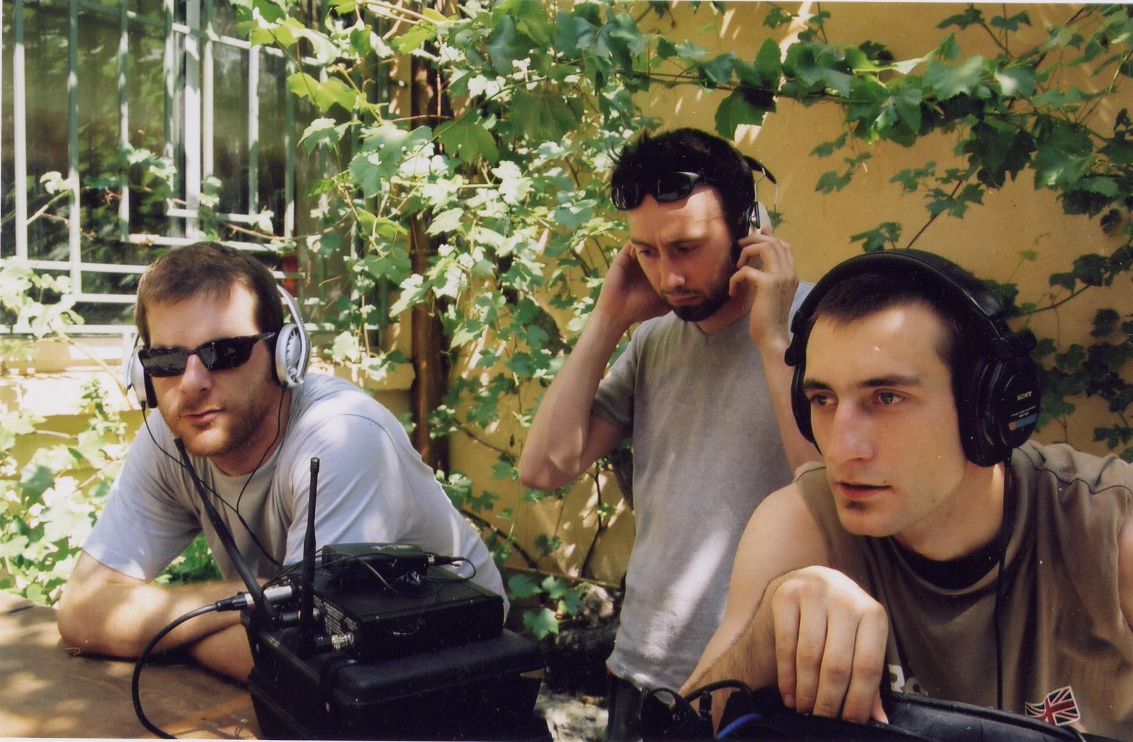 M. Roche, M. Manzano, JF Gouilloud