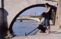 Matthieu Roche & J-F Gouilloud