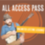 This is an All Access Pass. This gives you lifetime access to ALL current and FUTURE lessons and courses at PlayBetterBanjo.com