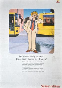 Missa aldrig bussen