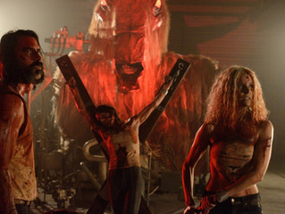 Rob Zombie's 31 FILM REVIEW