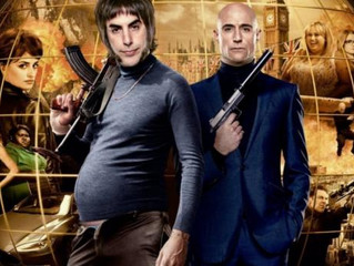The Brothers Grimsby FILM REVIEW