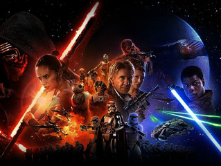 The Force Awakens on Blu-ray/DVD in April!