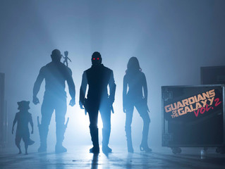 Guardians of the Galaxy Vol. 2 begins filming!