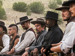 The Magnificent Seven (2016) FILM REVIEW
