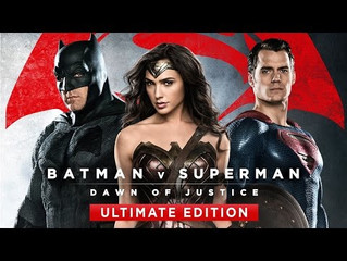 Batman v Superman: Dawn of Justice Ultimate Edition FILM REVIEW