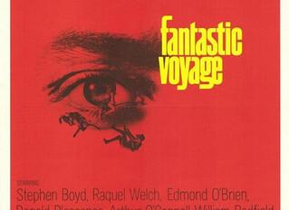 FANTASTIC VOYAGE (1966) Film Review