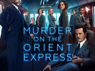 Murder on the Orient Express (2017) FILM REVIEW