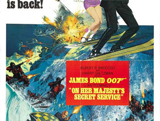 On Her Majesty's Secret Service FILM REVIEW