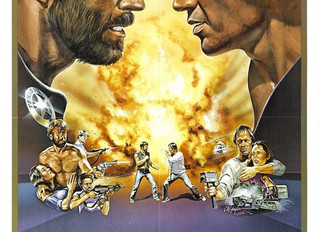 Lone Wolf McQuade FILM REVIEW