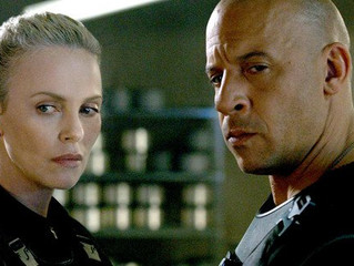 The Fate of the Furious FILM REVIEW