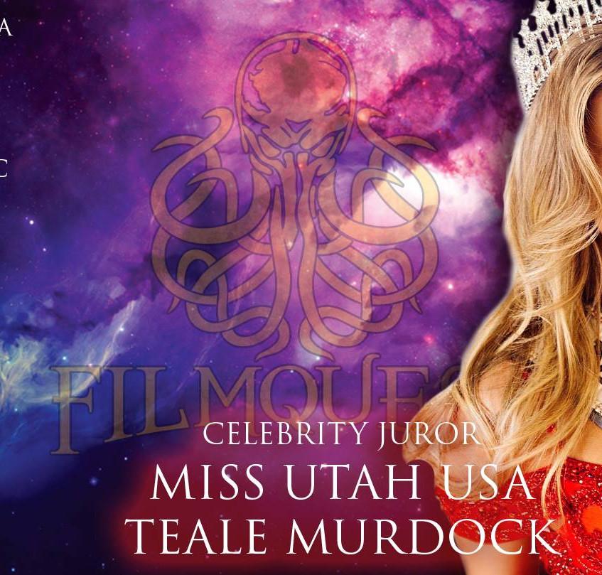 Miss Utah USA - Teale Murdock
