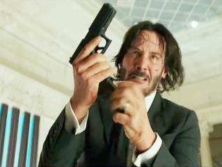 John Wick Chapter 2 FILM REVIEW