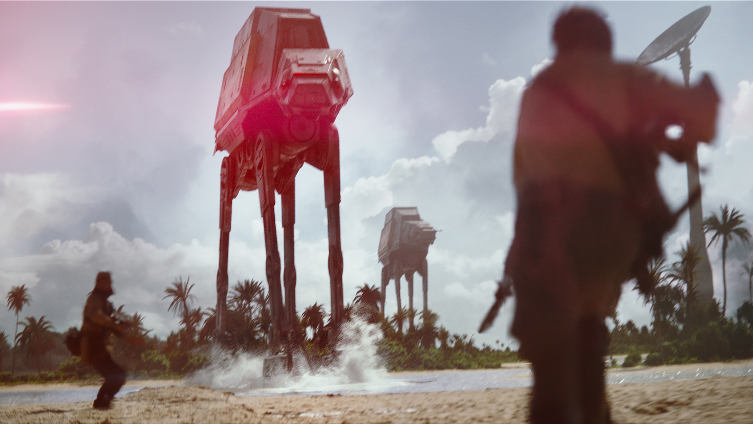 Imperial Walkers (AT-AT)