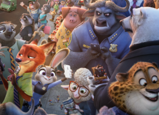 Zootopia FILM REVIEW