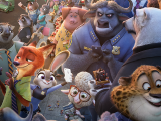 Zootopia FILM REVIEW