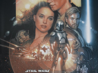 STAR WARS-EPISODE II: ATTACK OF THE CLONES Film Review