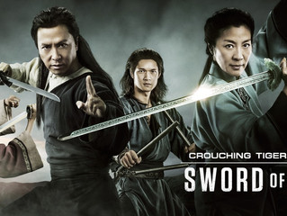 Crouching Tiger, Hidden Dragon: Sword of Destiny FILM REVIEW