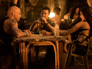 XXX: Return of Xander Cage FILM REVIEW