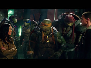 Teenage Mutant Ninja Turtles: Out of the Shadows FILM REVIEW