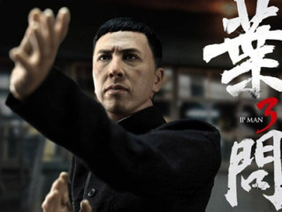 Ip Man 3 FILM REVIEW