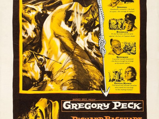 MOBY DICK (1956) Film Review