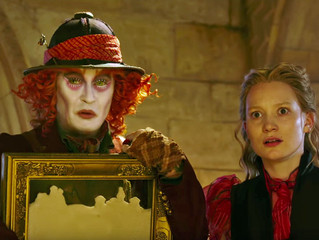 Alice Through the Looking Glass FILM REVIEW