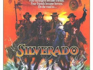 Silverado (1985) FILM REVIEW