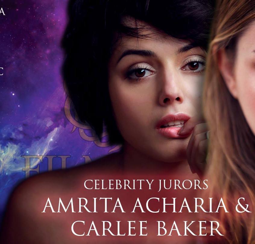 Amrita Acharia & Carlee Baker