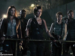 Resident Evil: The Final Chapter FILM REVIEW