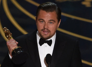 The 2016 Oscar Winners