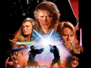 STAR WARS-EPISODE III: REVENGE OF THE SITH Film Review