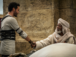 Paramount releases first trailer for 'Ben-Hur.'