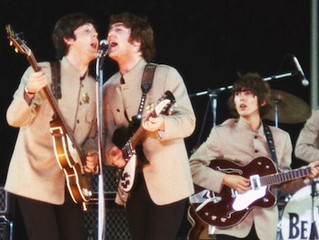 The Beatles: Eight Days a Week-The Touring Years FILM REVIEW