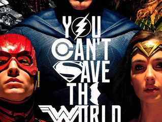 Justice League FILM REVIEW