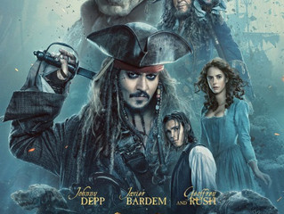 Pirates of the Caribbean: Dead Men Tell No Tales FILM REVIEW