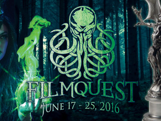 FilmQuest 2016: The Nominees and Winners