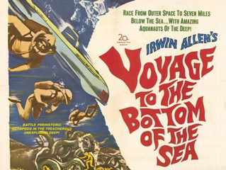 VOYAGE TO THE BOTTOM OF THE SEA (1961) Film Review