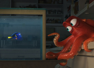 Disney releases new 'Finding Dory' trailer.