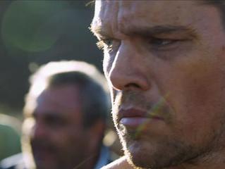 Jason Bourne FILM REVIEW
