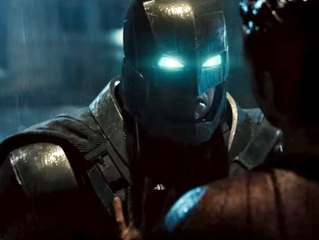 Batman v Superman: Dawn of Justice FILM REVIEW