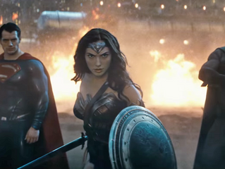 Batman v. Superman: F'in Dawn of Justice